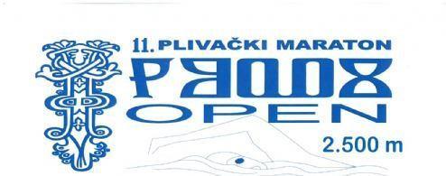 Plivački maraton Vrbnik Novi - memorijal Veljka Rogošića