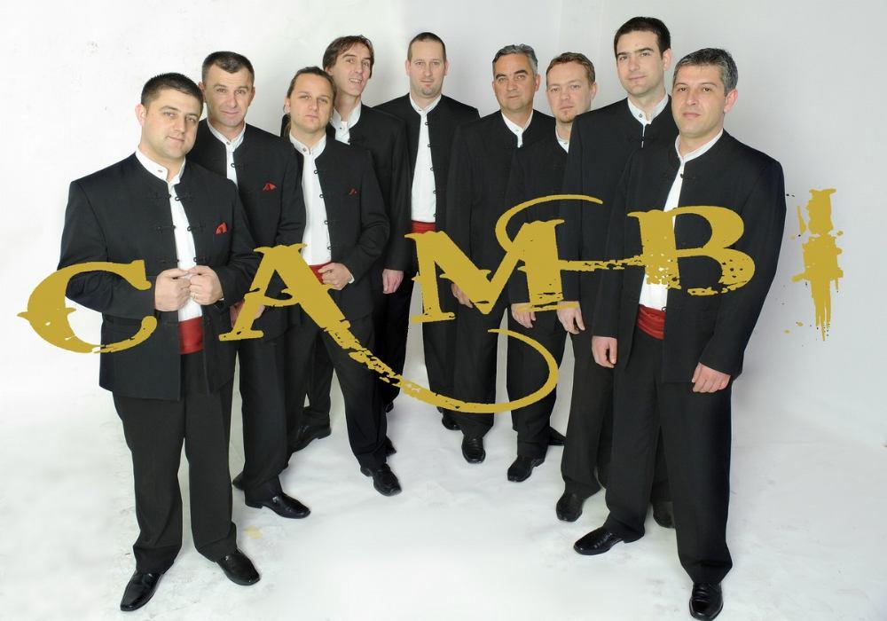 Klapa Cambi - Pavlomir