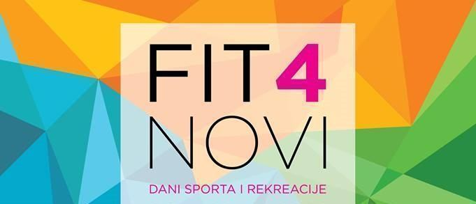 Fit 4 Novi - Sportovní dny