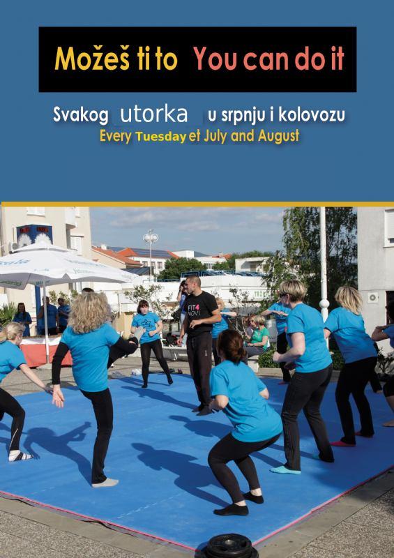 Programma di sport e attivita ricreative