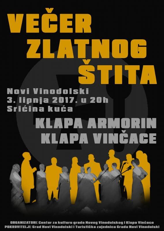 Koncert klapa Armorin i Vinčace