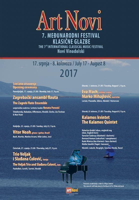 Međunarodni festival klasične glazbe - svečano otvaranje