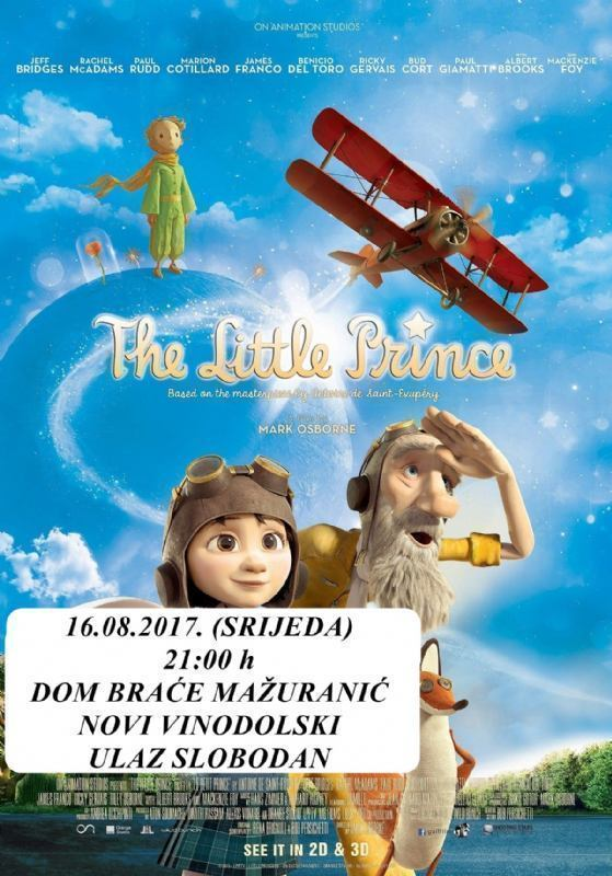 Ljetno kino - The Little Prince