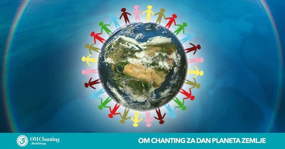 OM Chanting za Dan planeta Zemlje