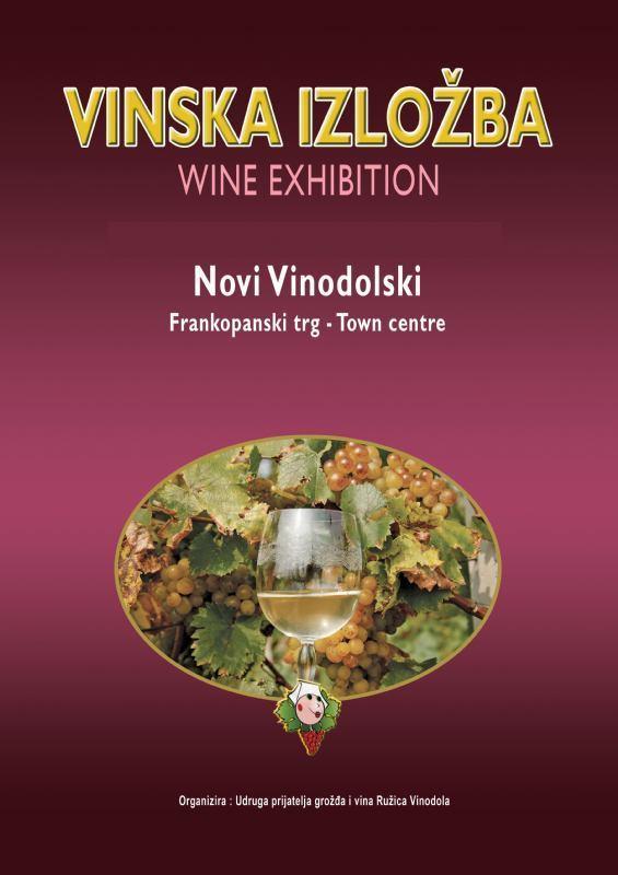Vinska izložba - Frankopanski trg