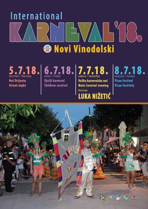 Pizza festival - Karnevalski after party uz DJ-a