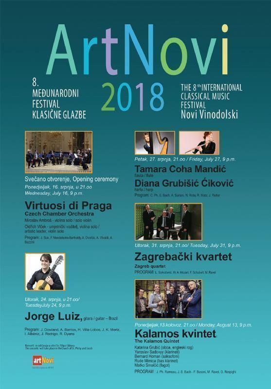 Međunarodni festival klasične glazbe - otvaranje