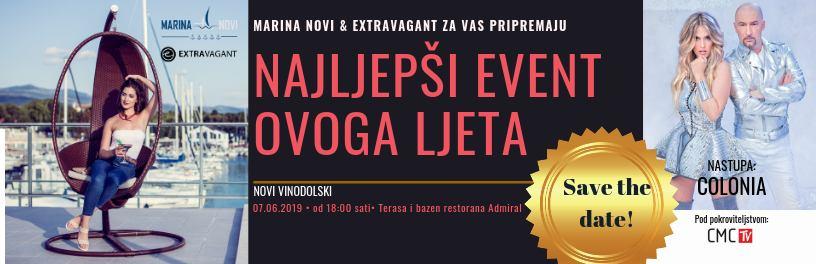 Extravagant event