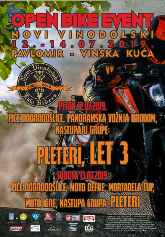 Open bike event