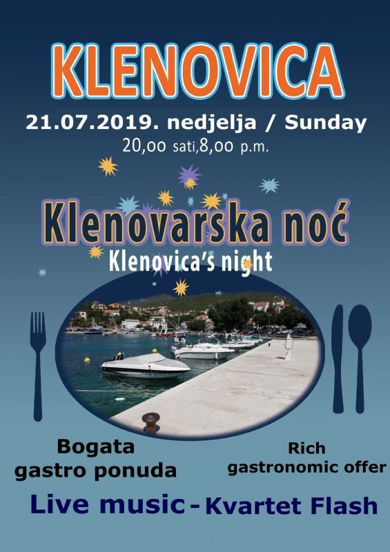 Klenovica Night