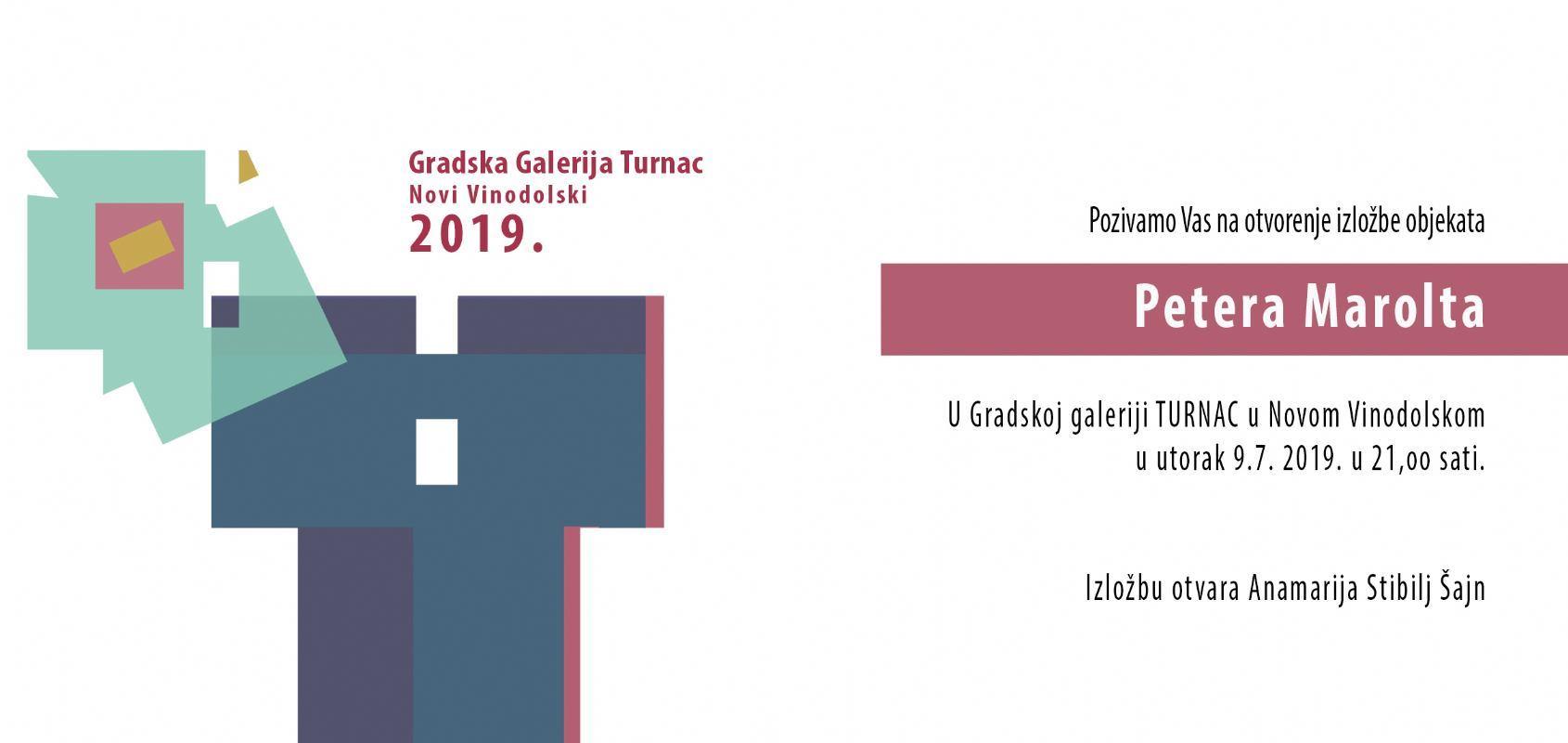 Izložbeni program Gradske galerije Turnac