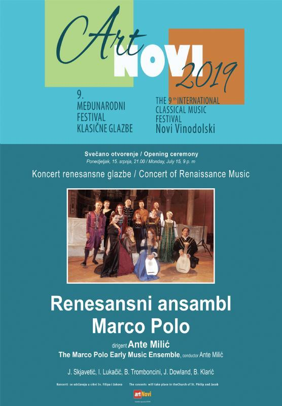 International festival of classical music -opening