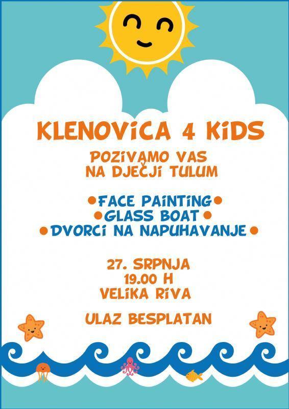 KLENOVICA 4 KIDS