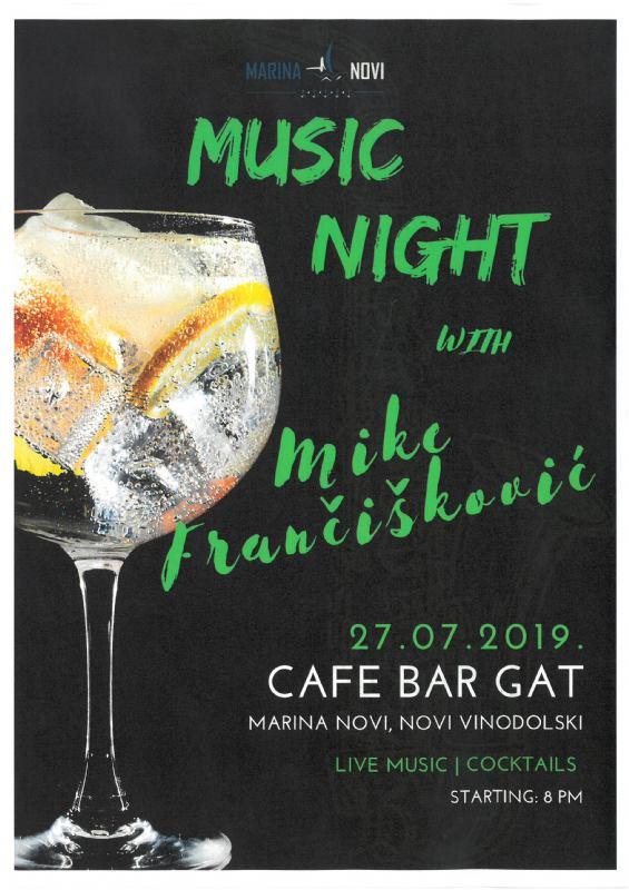 MUZIKA@caffe bar GAT