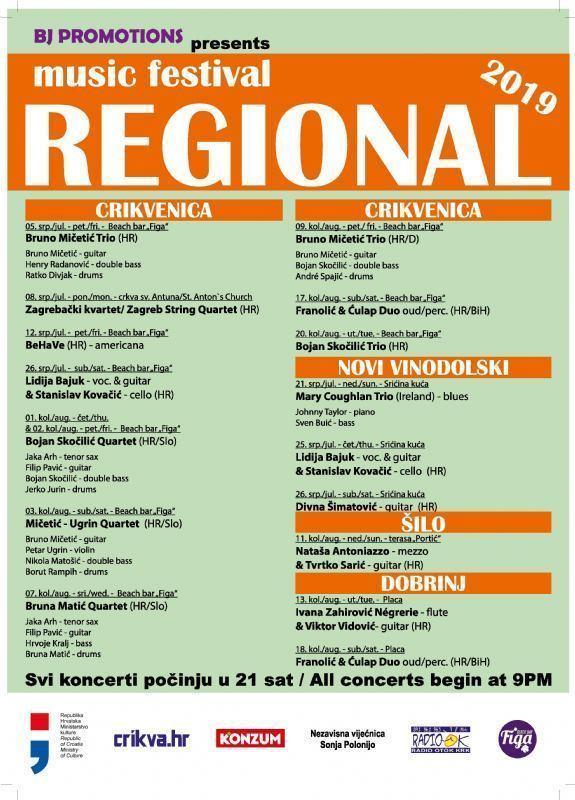 Regional festival 2019.