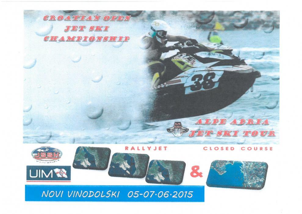 Croatian Open Jet Ski Championship Alpe Adria Jet Ski Tour