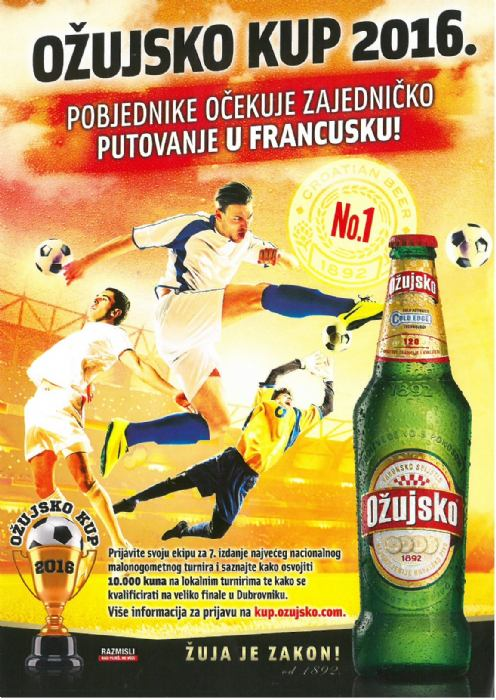 Ožujsko kup 2016.