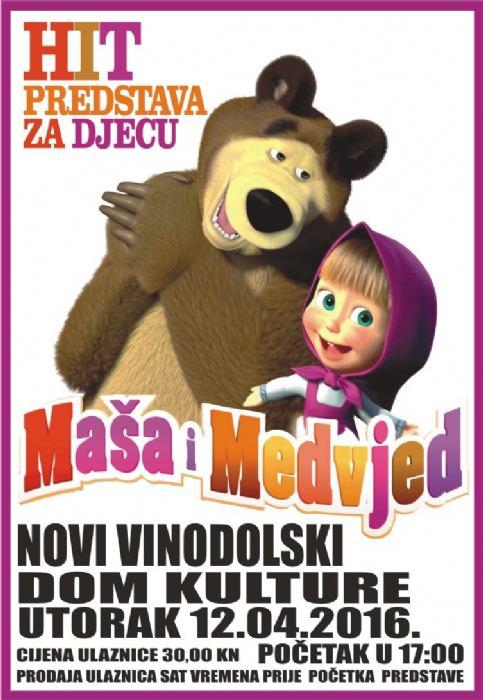 Maša i Medvjed