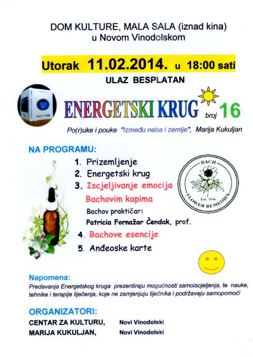 Energetski krug br. 16
