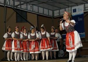 Adriatic folk festival - Frankopanski trg