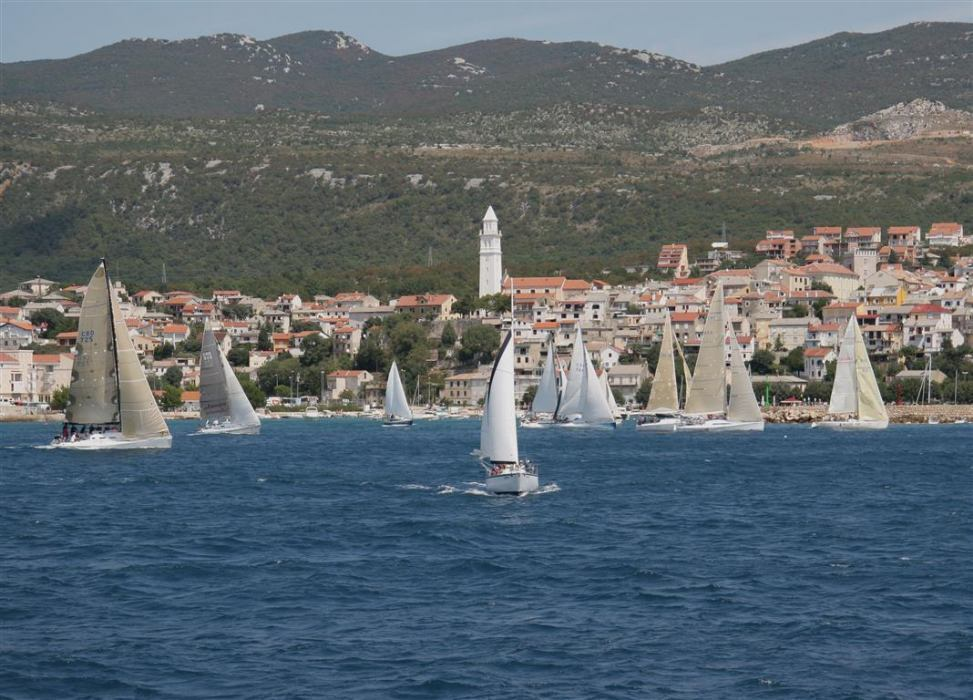 Regatta of the Velebit channel