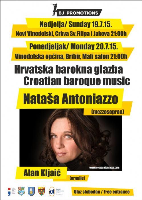 Koncert Hrvatske barokne glazbe
