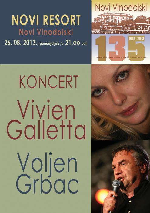 Koncert - Novi resort