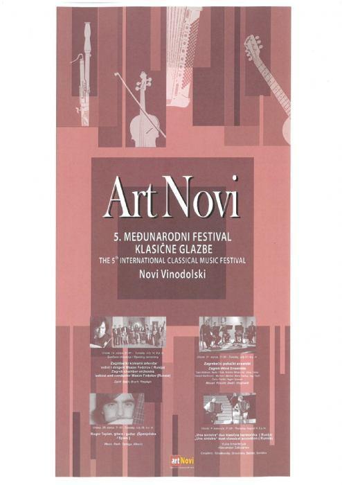 5. Međunarodni festival klasične glazbe