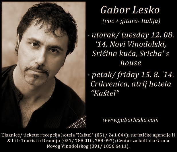 Novi music festival - Gabor Lesko