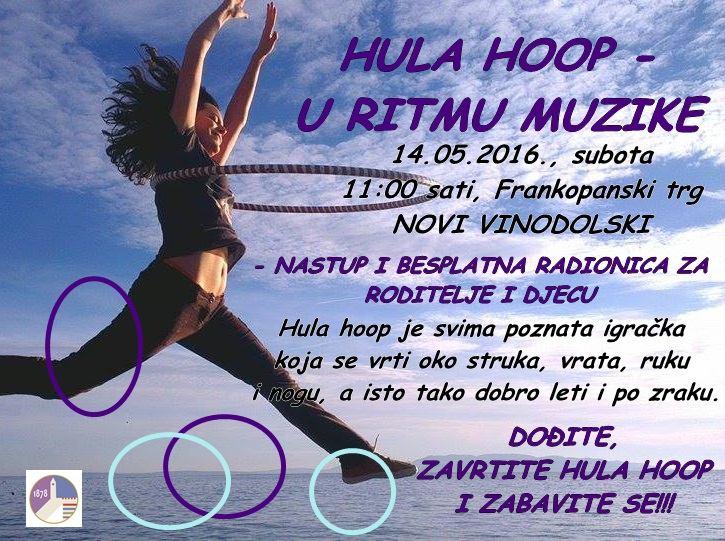 HULA HOOP - U RITMU MUZIKE