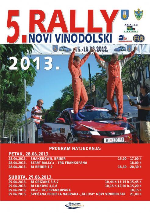 Auto relly - Novi open 2013.