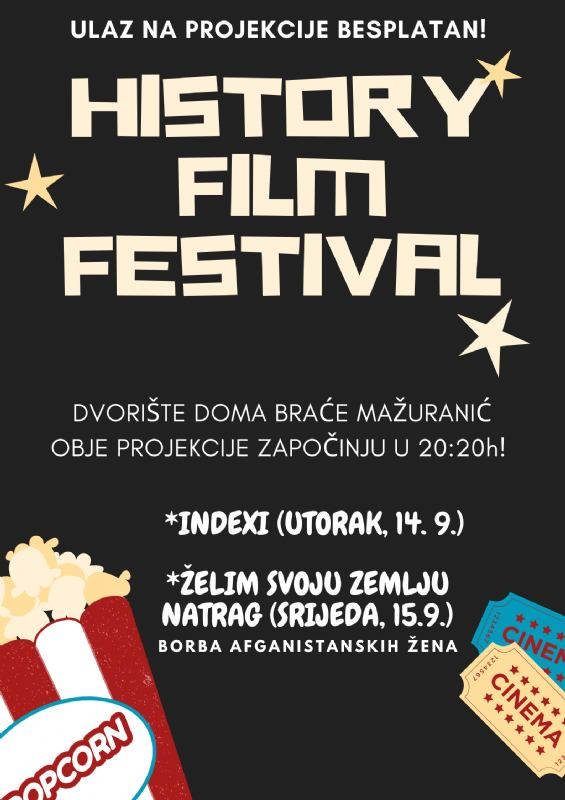 HISTORY FILM FESTIVAL