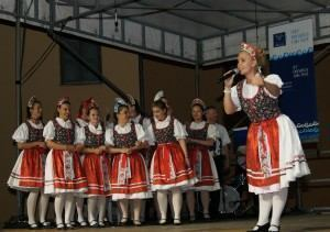 Adriatic folk festival - center