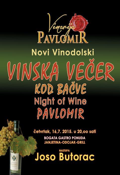 Vinska večer