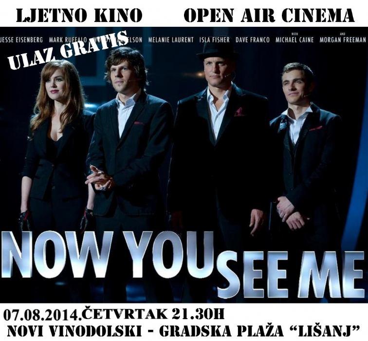 Open air cinema - Gradska plaža