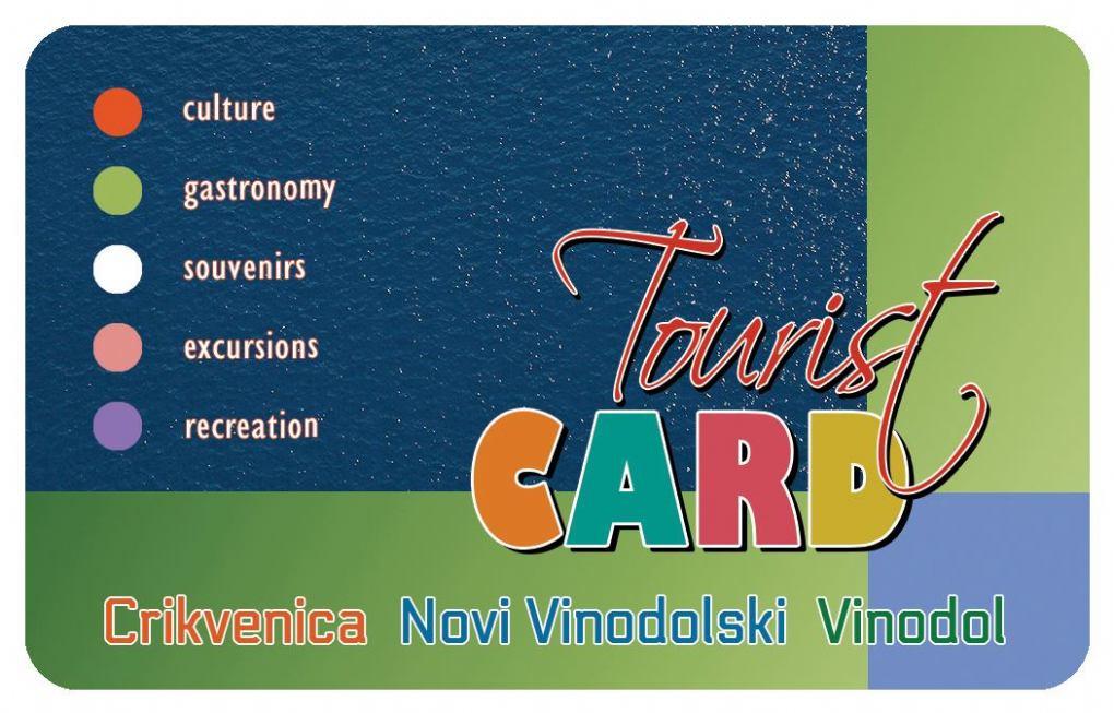 Crikvenica - Novi Vinodolski - Vinodol Tourist Card