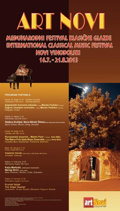 Međunarodni festival klasične glazbe u Novom Vinodolskom