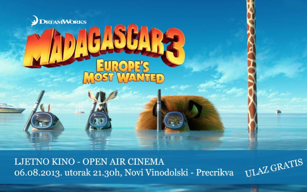 Open air cinema - Precrikva Film